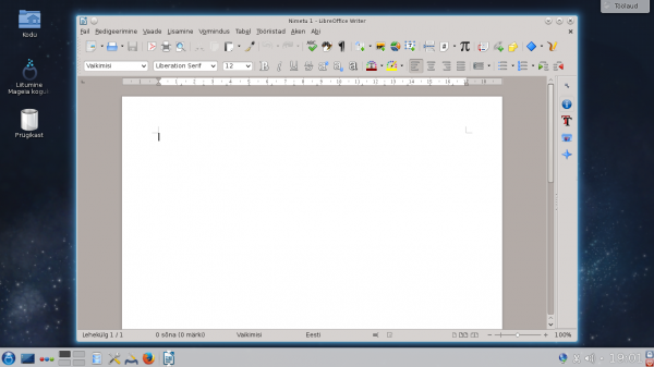 LibreOffice Writer